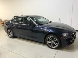2015 BMW 335i