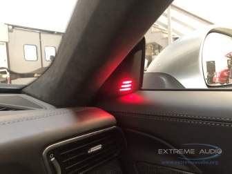 Porsche Blind Spot