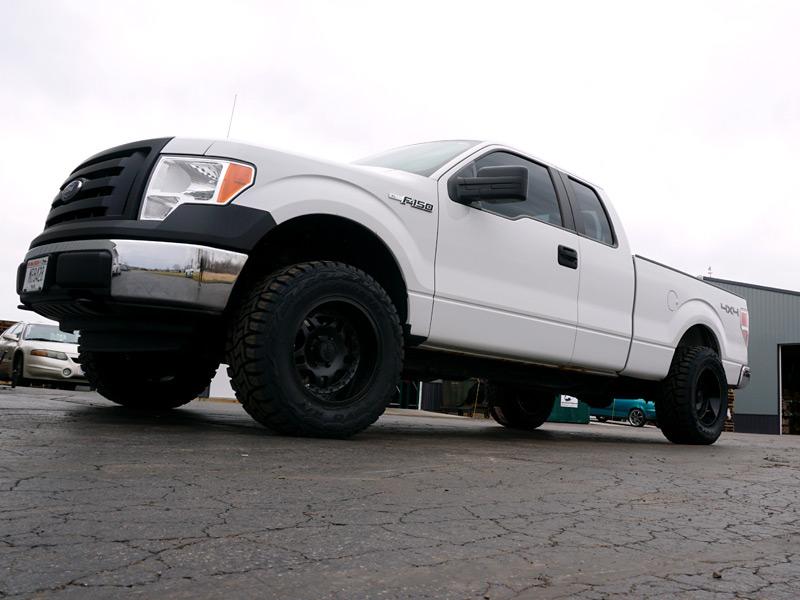 F150 12 Inch Wide Wheels
