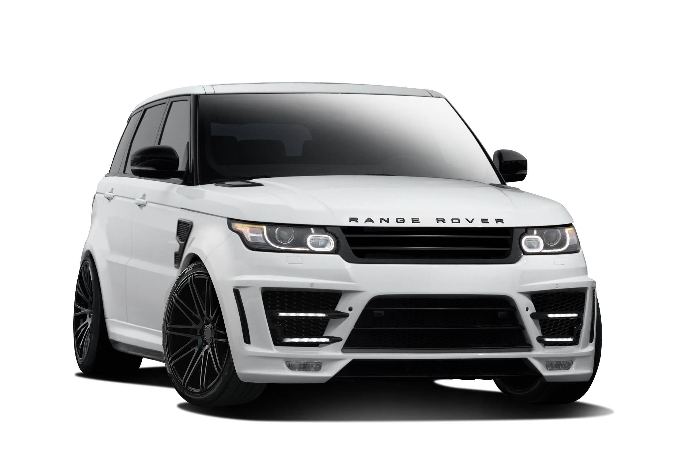 2014 2015 Land Rover Range Rover Sport AF 1 Body Kit 10 pc