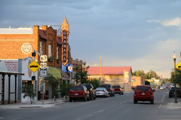 Image result for alpine texas downtown