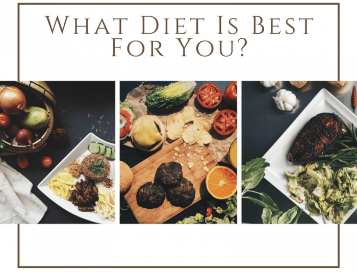 What Diet Is Best For You