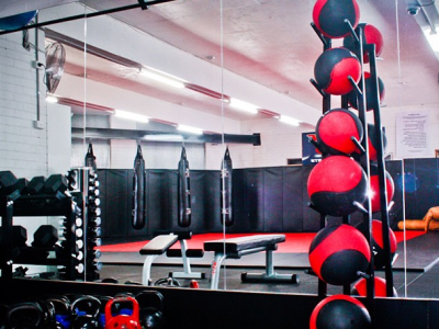 Class For Boxing Practice