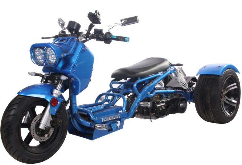 Three Wheel Riding Scooter