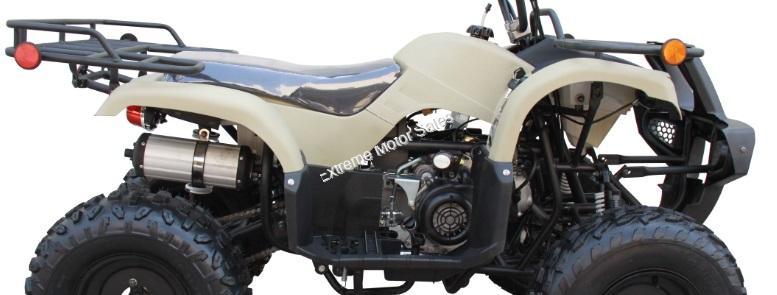 coolster atv 3150dx 2 exhaust muffler