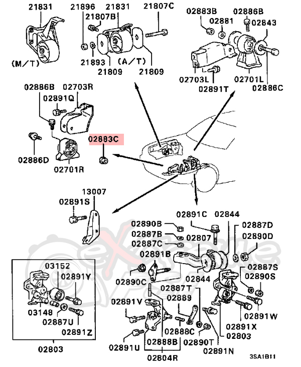 Manual Eclipse Motor Mount Diagram Everything You Need To Know About