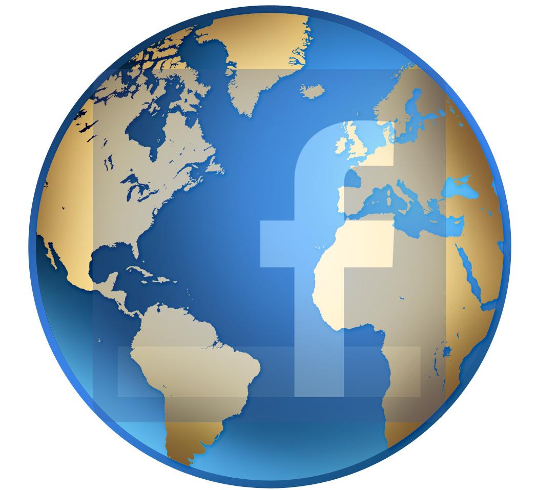 Facebook Megacorporation logo