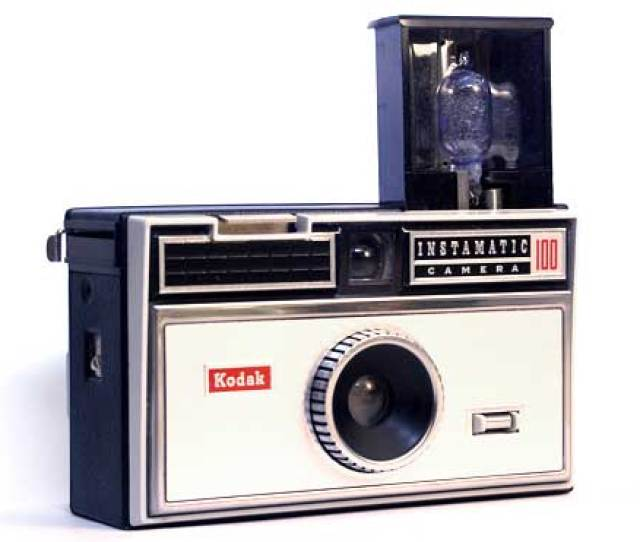 The History Of Kodak Pioneer Of Film And Digital Photography Page  Extremetech