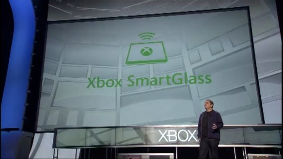 Mark Whitten Presenting Xbox SmartGlass