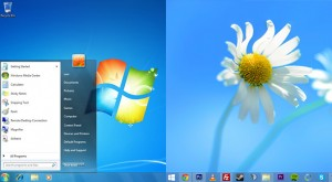 Dual-booting Windows 7 and Windows 8 -- both operating systems side by side