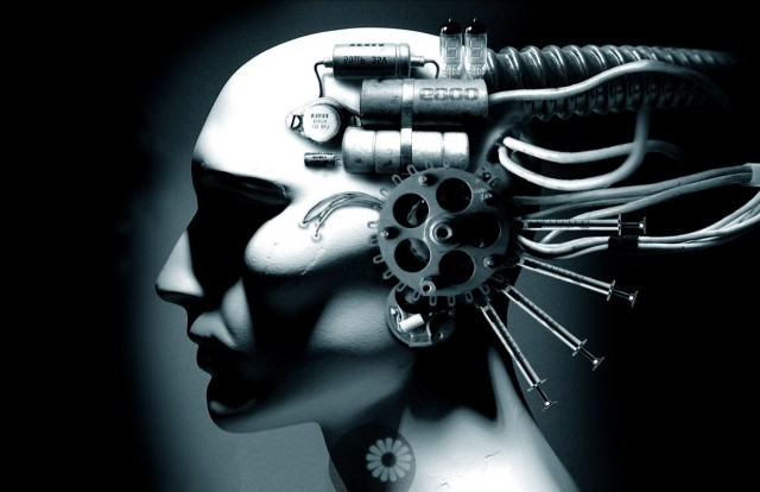 A cyberpunk/transhumanist, kinda