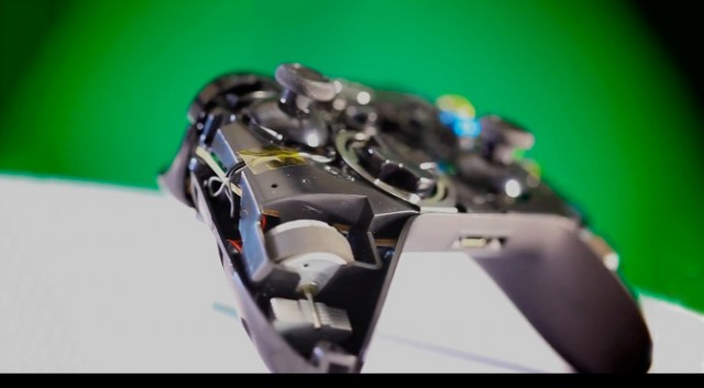 Xbox One Gamepad Almost Had Smell O Vision And A Built In