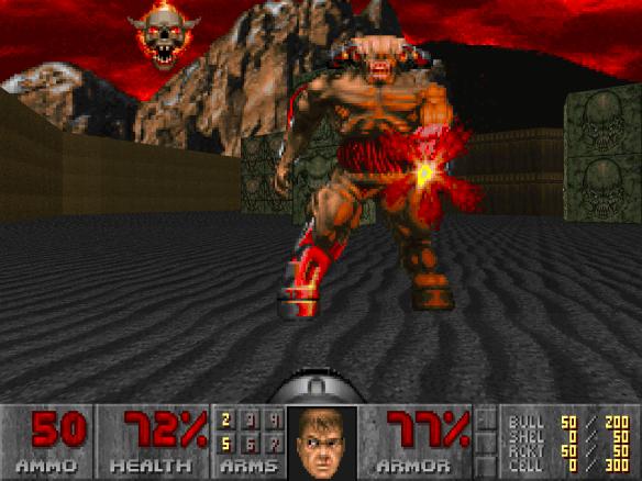 Doom, Cyberdemon