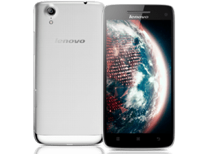 Lenovo sells a slick-looking line of Jellybean-based smartphones in much of the world