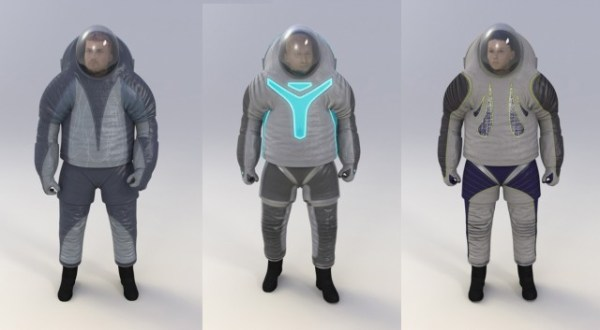 NASA's Tron-like Z-2 spacesuit wins the public vote, will ...