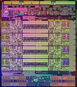 Haswell-E die shot