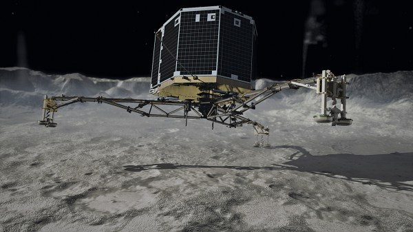 Comet lander Philae has entered sleep mode, and may never ...