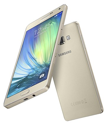 GalaxyA7-White
