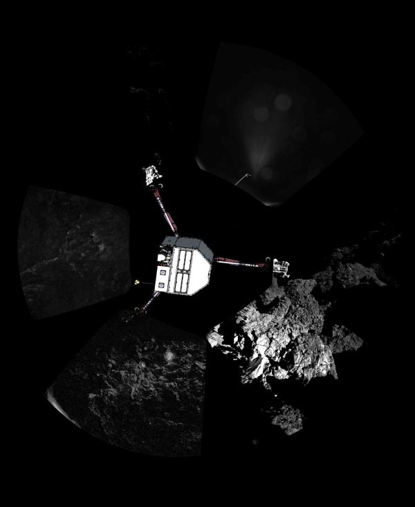 NASA's radical new Hedgehog rover to learn from Philae's ...