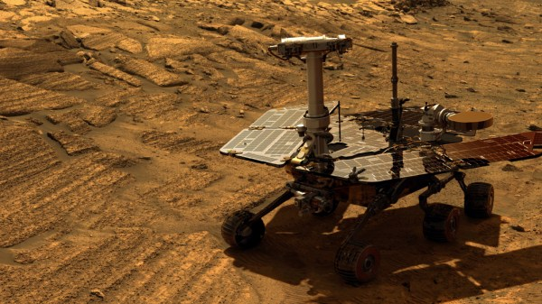 NASAs Opportunity rover still going strong after 12 years