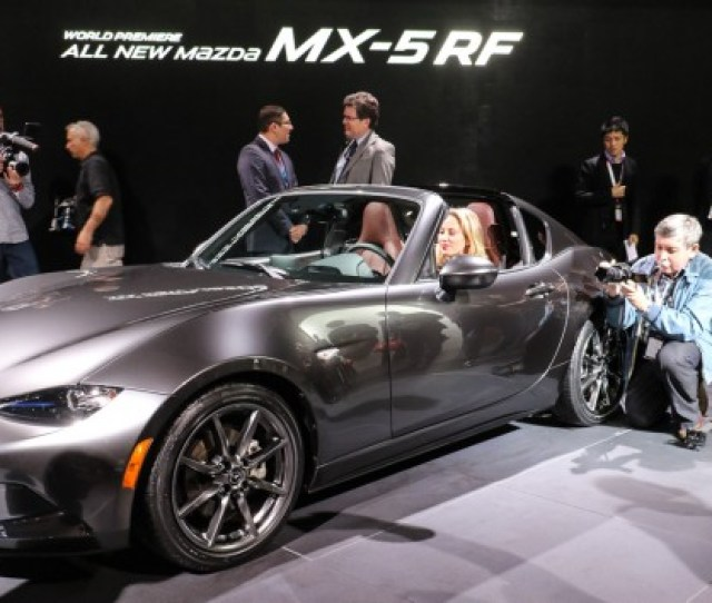 The New York International Auto Show Concludes Six Plus Months Of Major Car Shows That Began Last September In Frankfurt Despite All The Major Shows