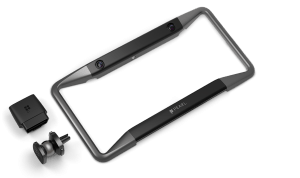 RearVision from Pearl includes an OBD-II adapter for improved connectivity and responsiveness
