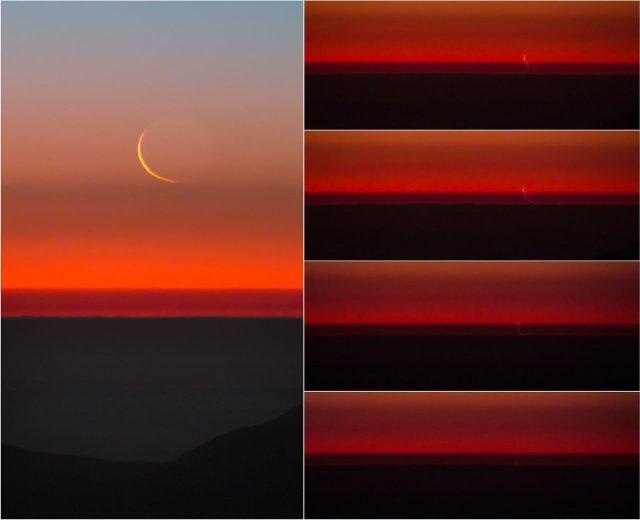 Image taken by ESO Photo Ambassador Petr Horálek, at ESO's La Silla Observatory in Chile.