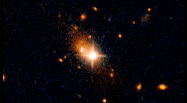 Hubble spots rogue supermassive black hole ejected from ...
