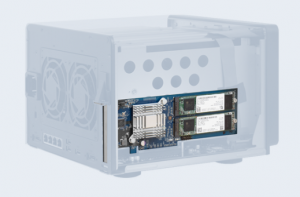 If you need more caching, RAM is easy to upgrade on the Synology DS-1517+