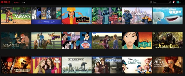 Disney Dumps Netflix, Will Launch Own Streaming Service in ...