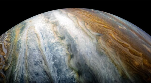 New Jupiter Images From Juno Probe Reveal Amazing Detail ...