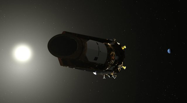 Kepler Spacecraft Will Run Out of Fuel In the Coming Months 1