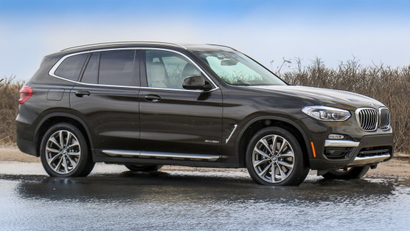 2018 BMW X3 Review: the Best Compact Crossover Money Can ...