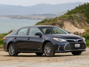 2019 Toyota Avalon Review: Breathing Life Into the Sedan Segment 7