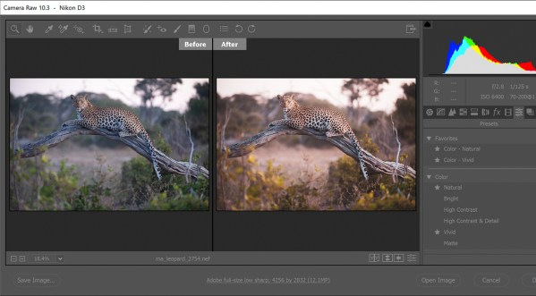 In Lightroom and Photoshop, Adobe Puts Profiles and ...