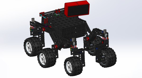 NASA's Open Source Rover Is a Miniature Curiosity You Can ...