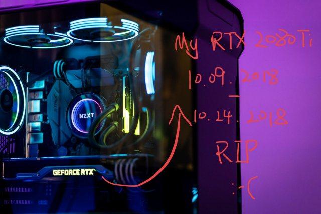 Nvidia's RTX 2080 Ti May Be Failing at Abnormally High Rates 1