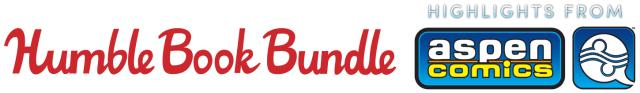Humble Bundle Aspen Comics