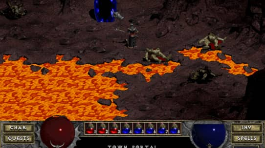Diablo-Screenshot