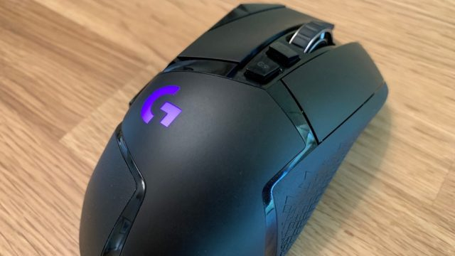 At a Glance: Logitech G502 Lightspeed Wireless Gaming Mouse Review 1