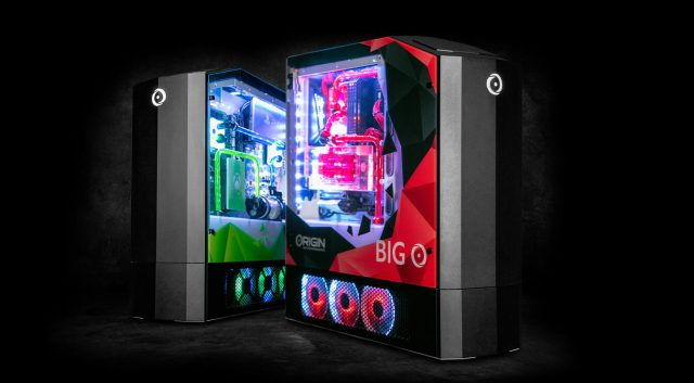 Origin Builds Custom Gaming PC With Built-In PS4 Pro, Xbox One X, and Nintendo Switch 1