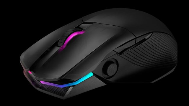 Asus Chakram Gaming Mouse Sports a Programmable Joystick 1
