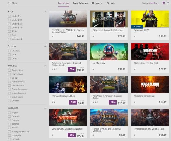GoG-Games