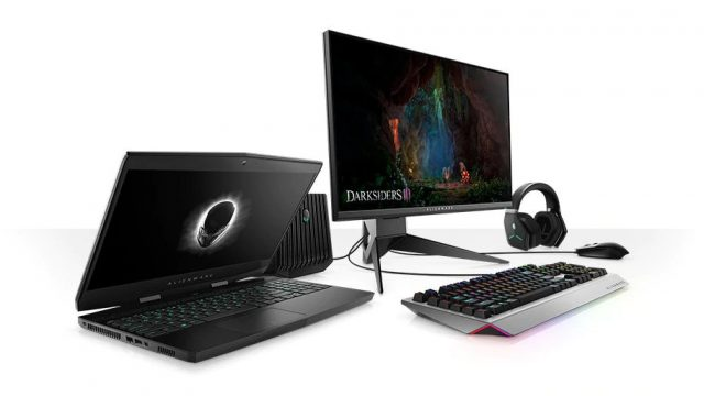 ET Deals: $600 Off Dell Alienware M15 R2 Intel Core i7 Gaming Laptop, Apple Watch Series 5 for $299, Amazon Fire TV Stick for $29 1
