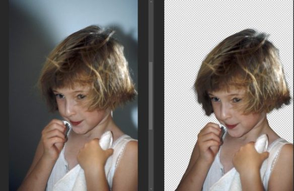 Adobe's new Smart Subject Selection tool does an impressive job with complex images