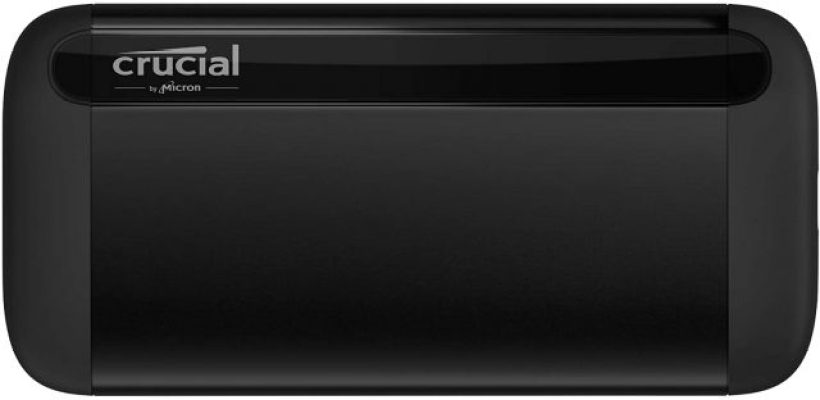 Crucial X8 CT500X8SSD9 Portable SSD 500GB