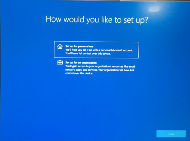 How to Create a Local Windows 10 Account 3