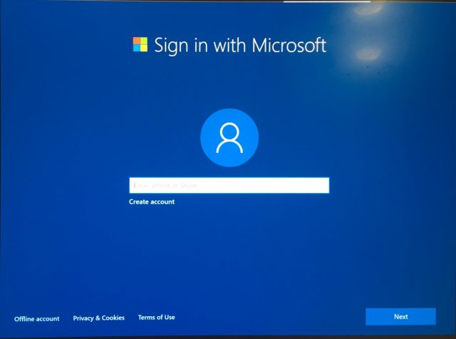 How to Create a Local Windows 10 Account 4
