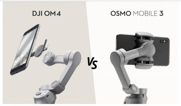 DJI's Osmo Mobile 4's new magnetic mount makes using a gimbal a lot simpler than with previous models.