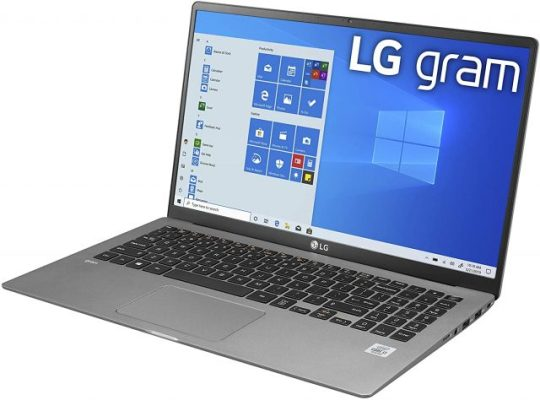 LG Gram 15Z90N